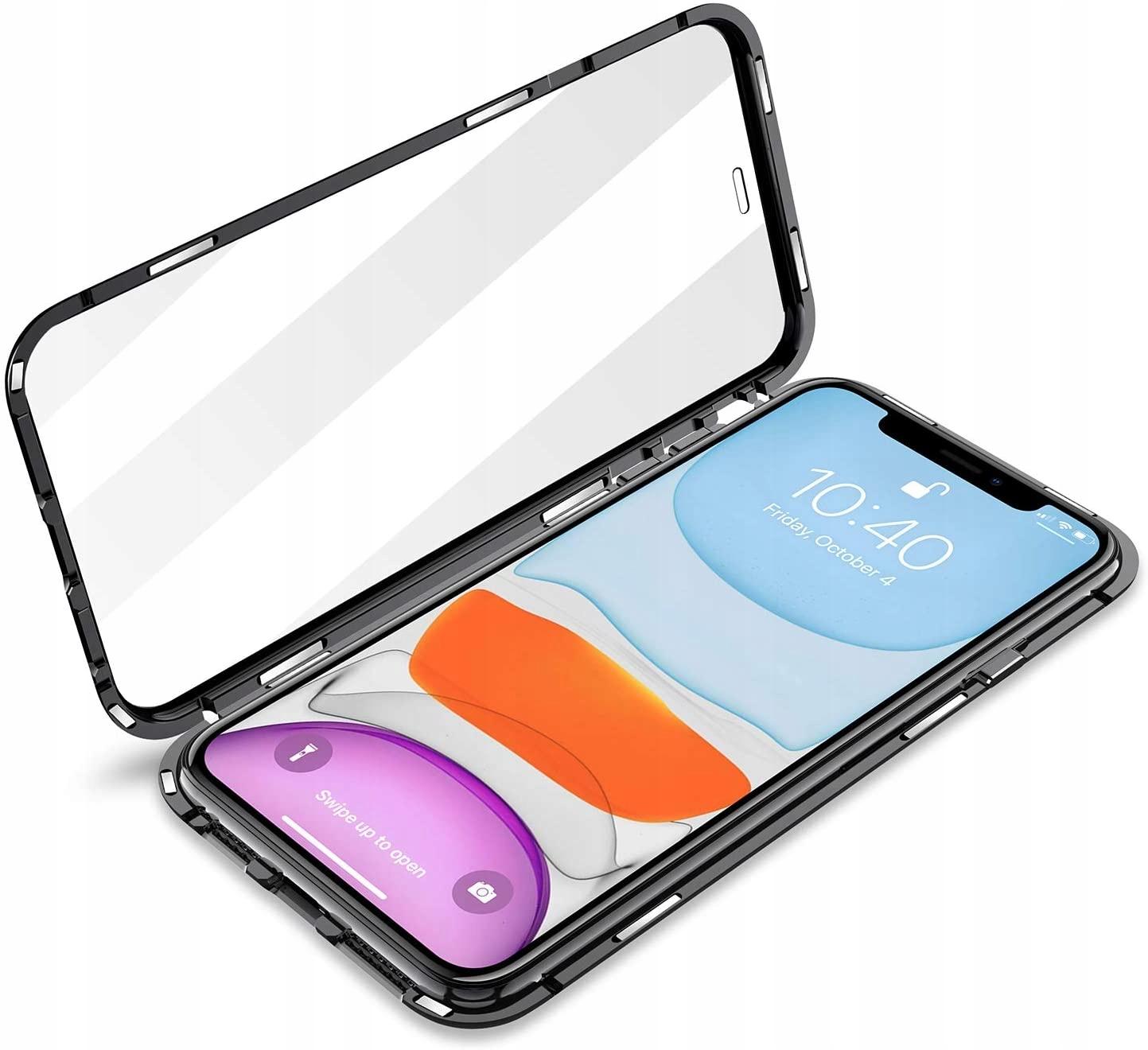 Etui Magnetyczne 360° do iPhone 12 / 12 Pro Producent Braders