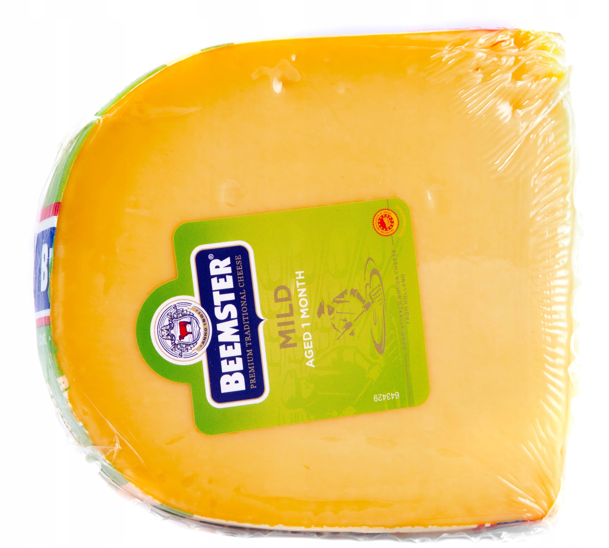 Pyszny ser GOUDA prosto z Holandii cudo RARYTAS
