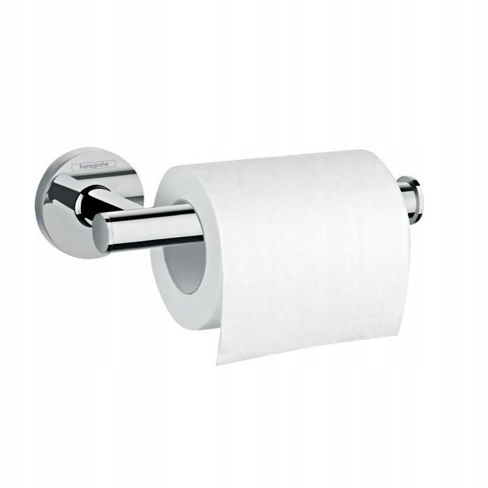 Univerzálny držiak na toaletný papier Hansgrohe Logis