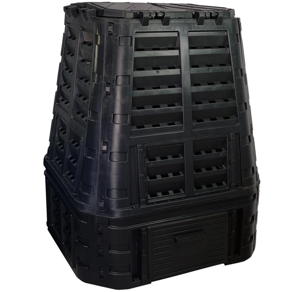 Kompostownik Modułowy Multi Composter 650L Czarny