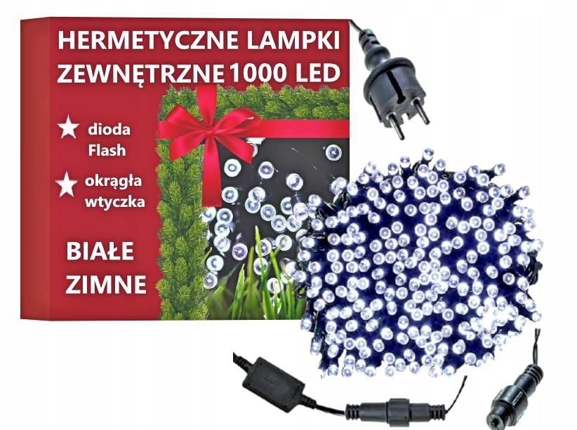 НАРУЖНОЕ ОСВЕЩЕНИЕ IP 44 COOL WHITE 1000 LED 68м