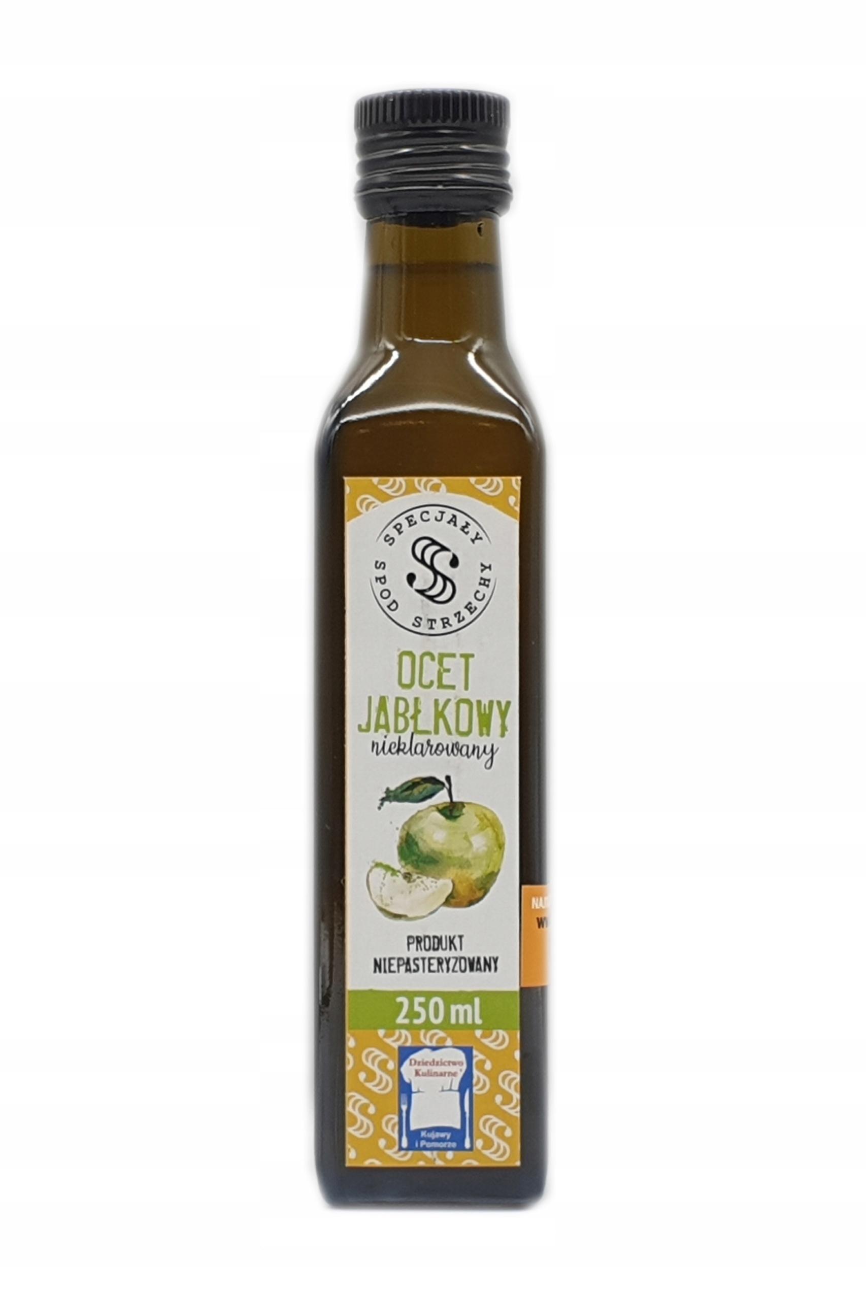 Ocet Jabłkowy (ocet owocowy) - 250 ml