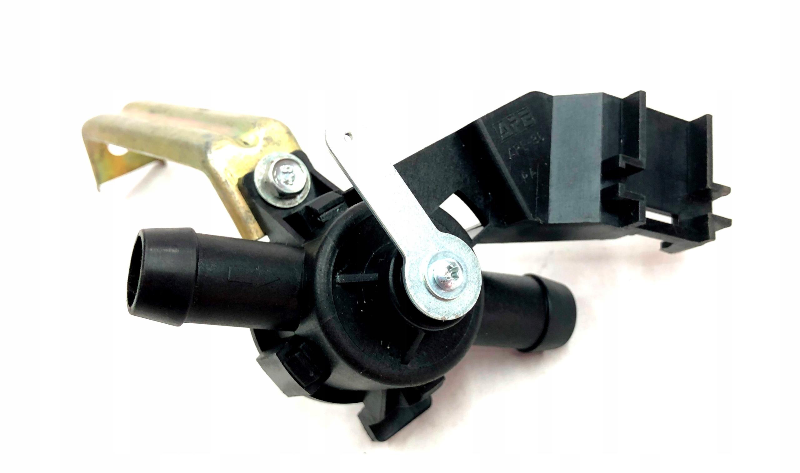 клапан нагревателя обогреватель полонез каро + стойка