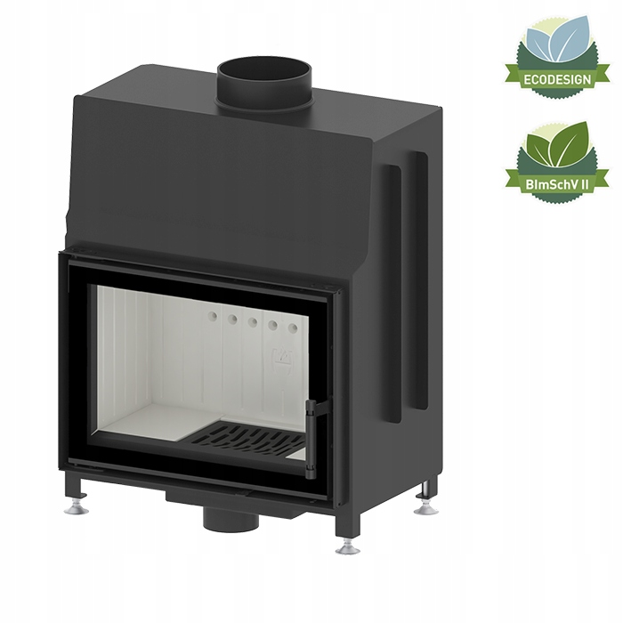 Каминная топка HITZE STMA 59x43 CENTRAL 11kW