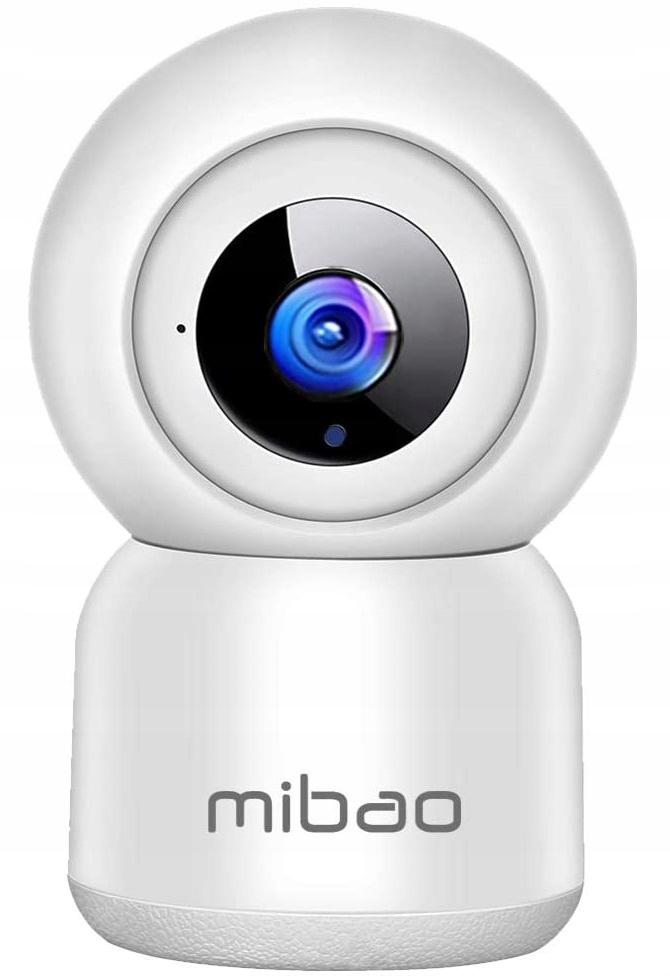 Mibao 1080P Fhd WiFi Ip Monitor dziecka kamera dom