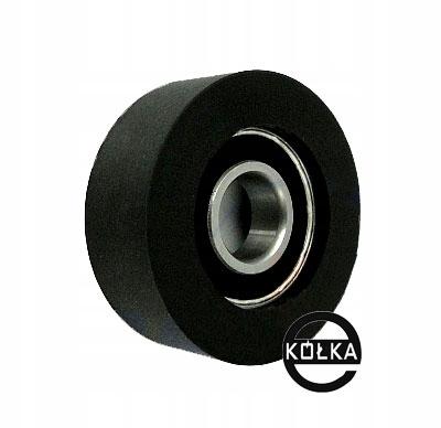Polyuretánový kotúč s file. 40 mm