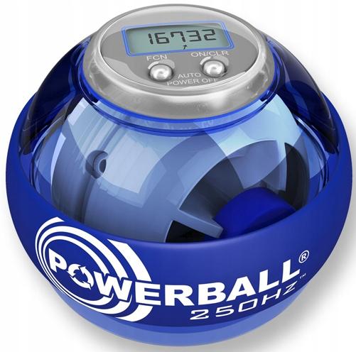 POWERBALL 250 Hz PRO GYRO BALL DISTRIBUTOR