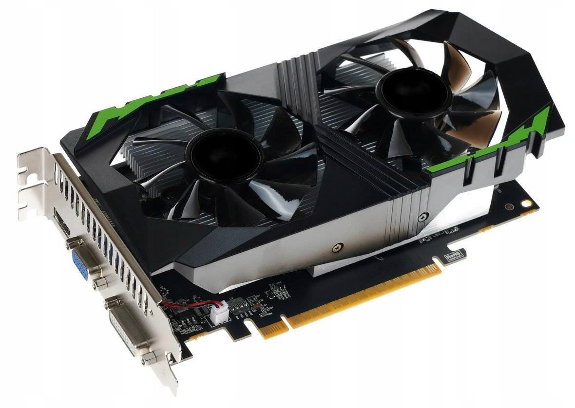GEFORCE GTX SERIES 4GB GDDR5 HDMI DVI-I VGA PCI-E
