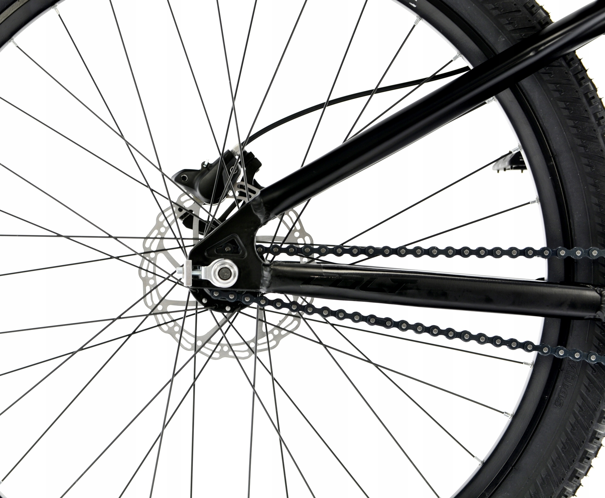 """Rower Kands 26 DIRT COLT V2 13 CZARNY R21 Rozmiar koła ("""") 26"""