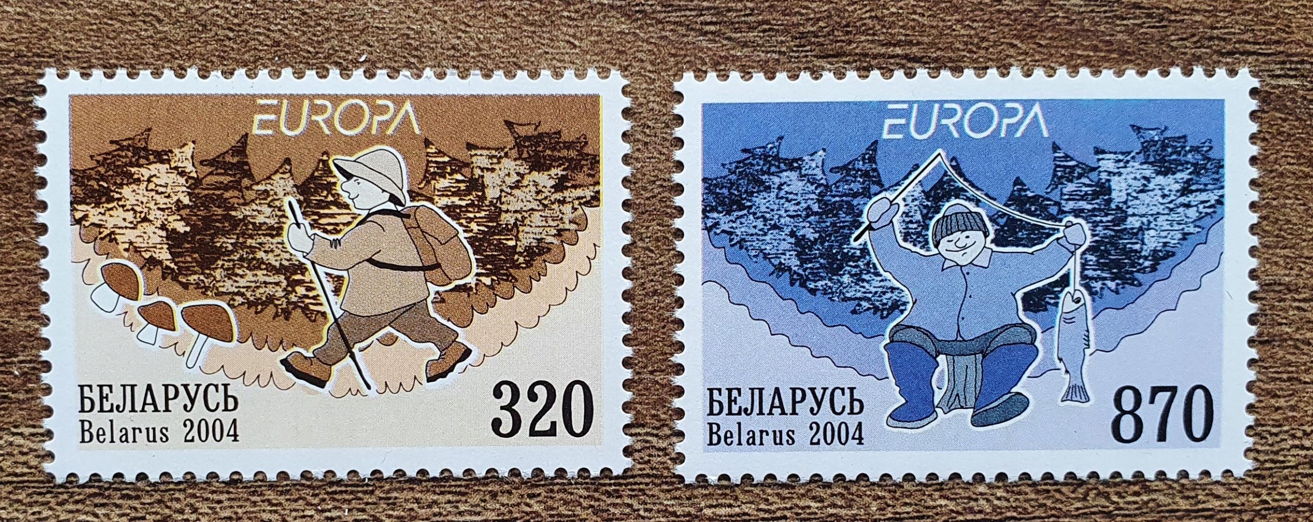 Марки - Беларусь