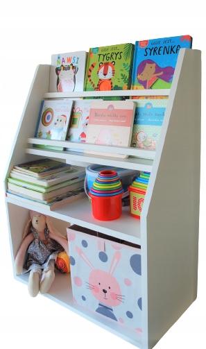 Книжный шкаф Полка Книжная библиотека Ребенок + Назад!