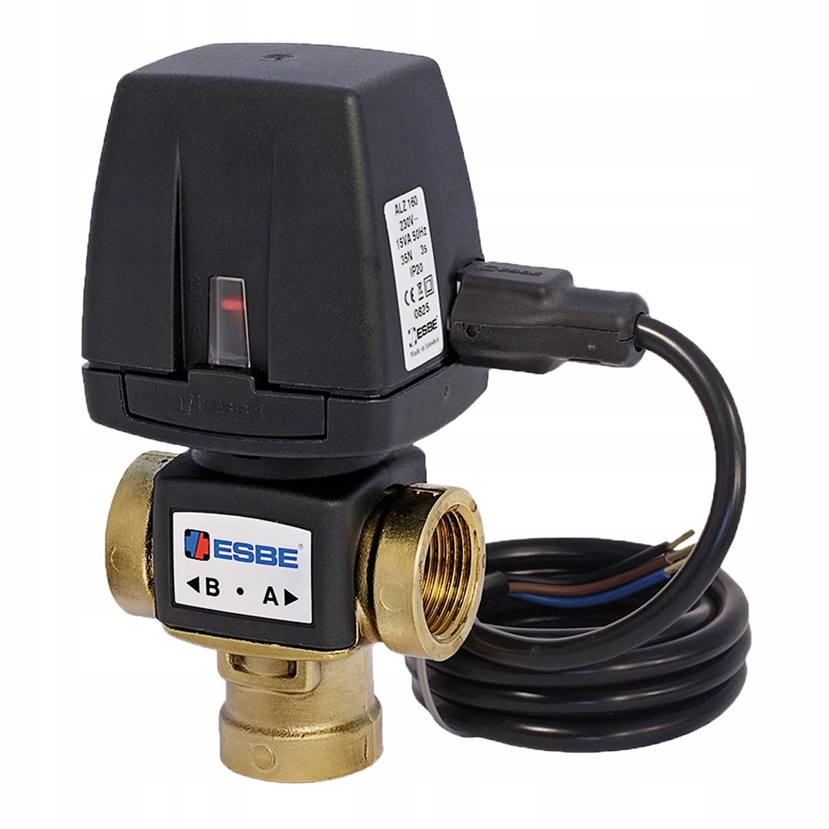 Клапан с приводом VZD161 - ESBE (43080100)