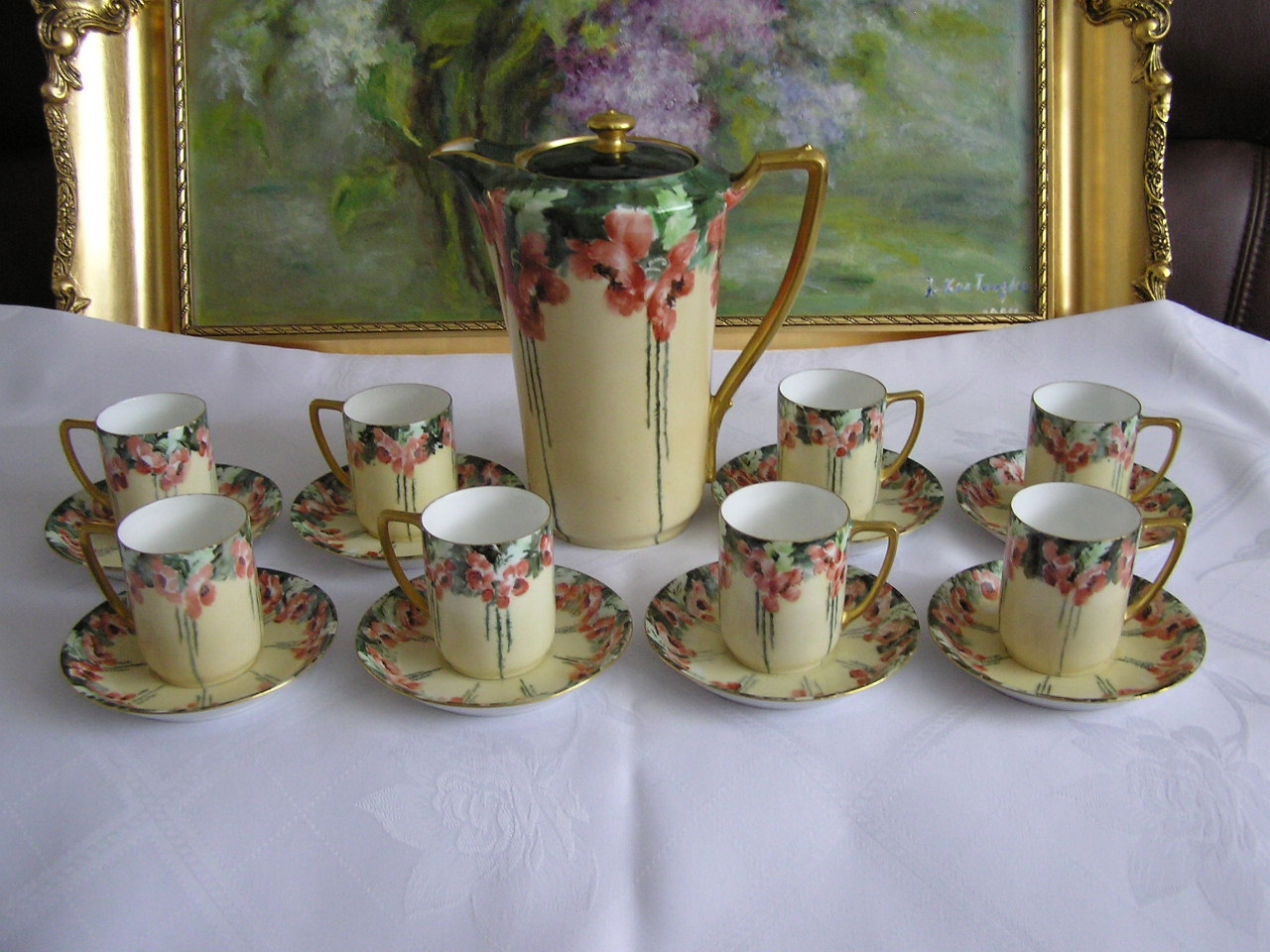 Item ROSENTHAL _ EMPIRE _ fine SERVICE _ More than 100 years