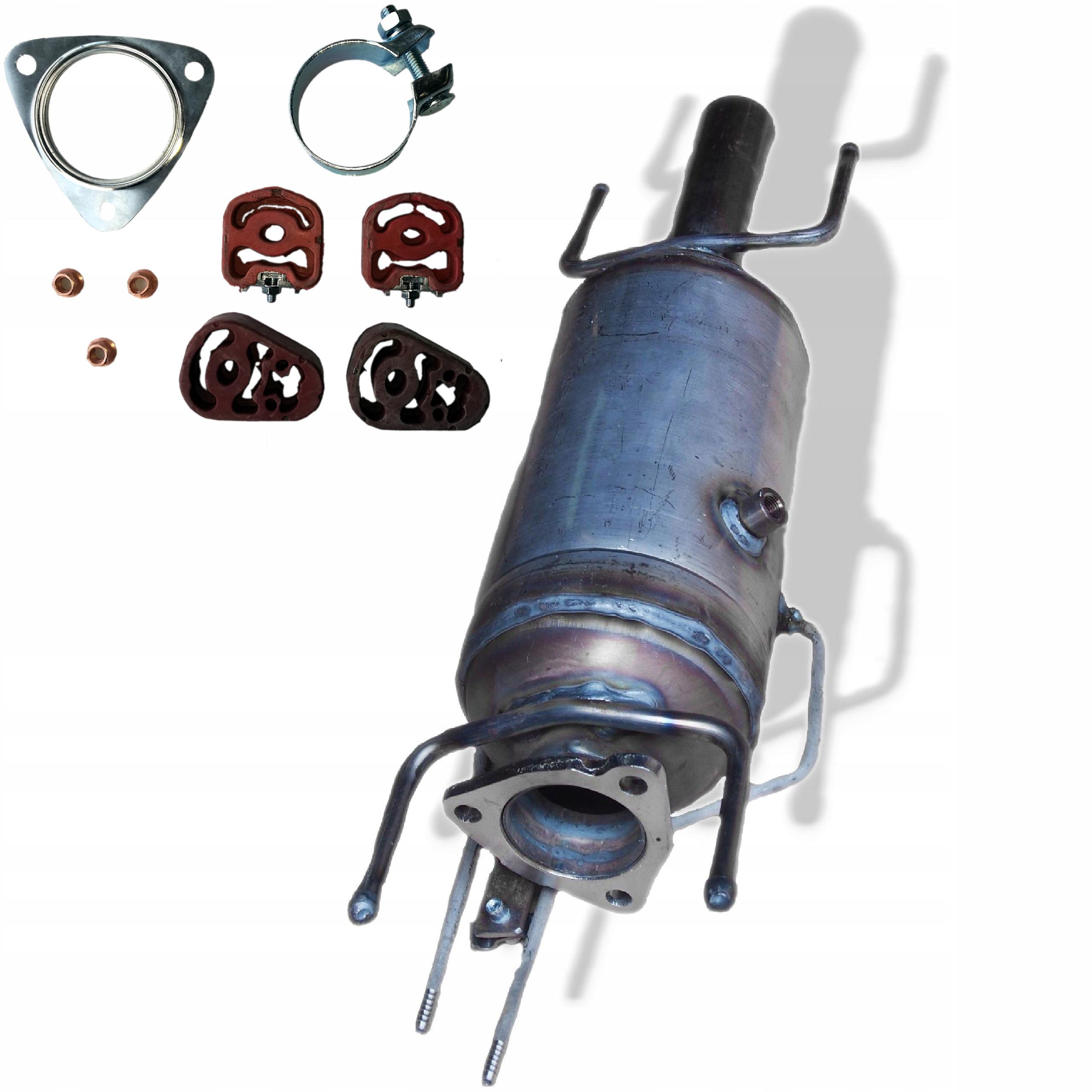 фильтр dpf fap opel vectra c 1 9 2004-