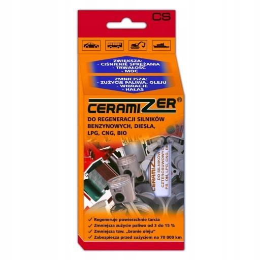 Ceramizer CS do regeneracji silnika SUPER CENA!