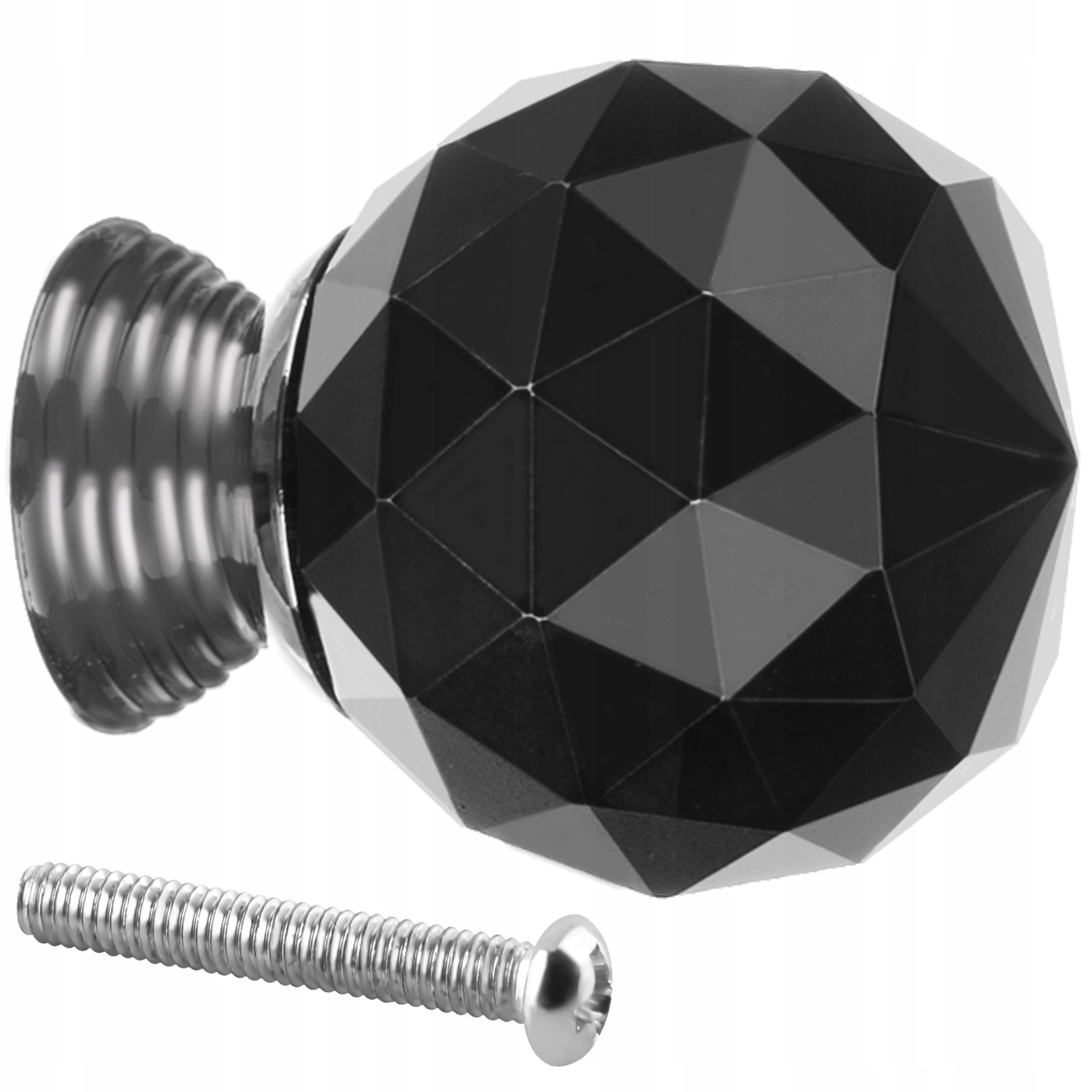 Ручка мебельная Crystal Crystal 30 мм XL