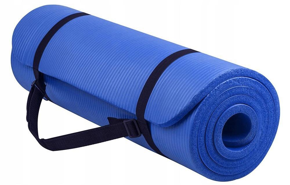 Mata do ćwiczeń fitness jogi antypoślizg karimata Kod producenta 2A32