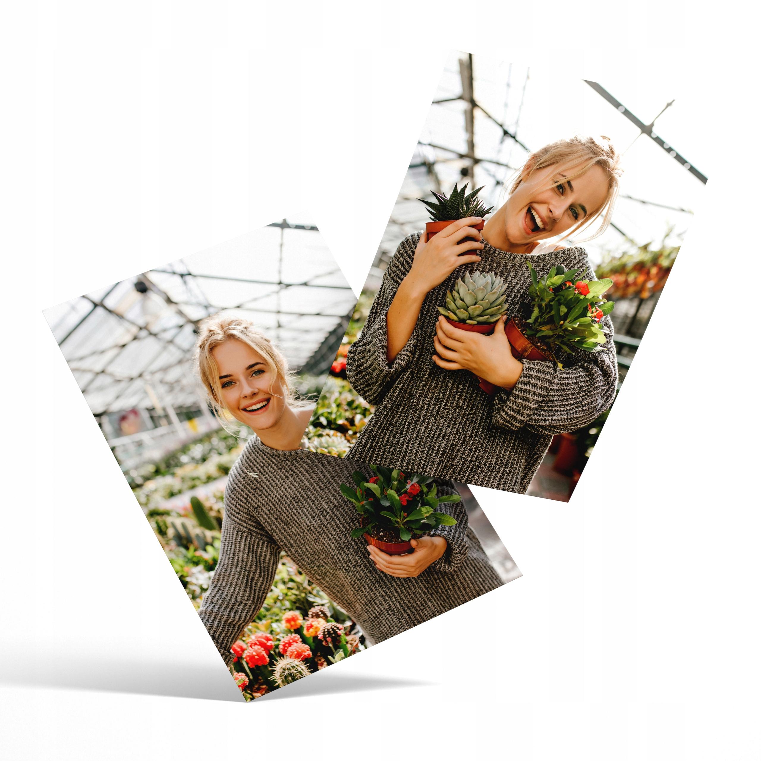 Wywoływanie 5 zdjęć 10x15 wywołanie odbitki