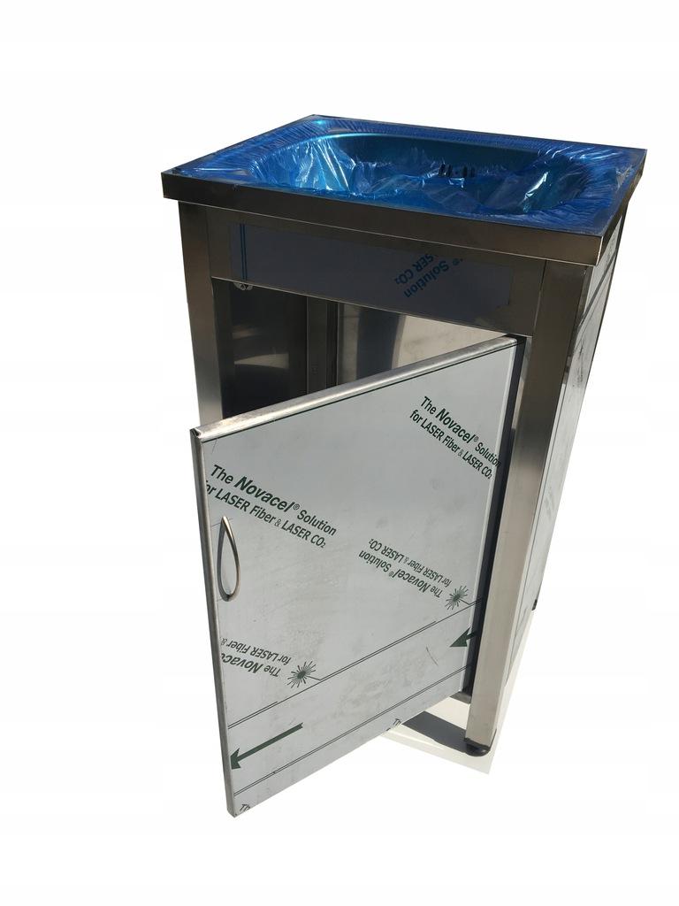 Встроенный шкаф из нержавеющей стали 50х40х85 см, производитель
