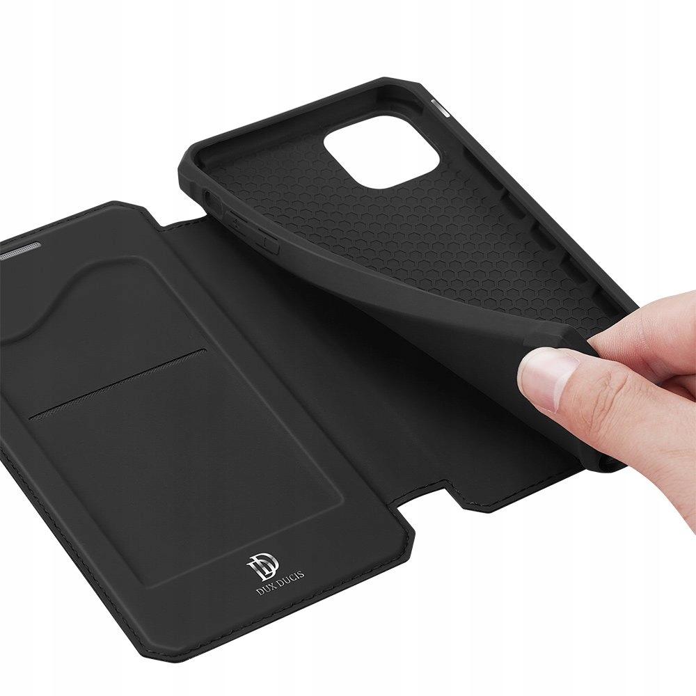 Etui DUX DUCIS Skin X do iPhone 12 / 12 Pro czarny Dedykowany model iPhone 12 / 12 Pro