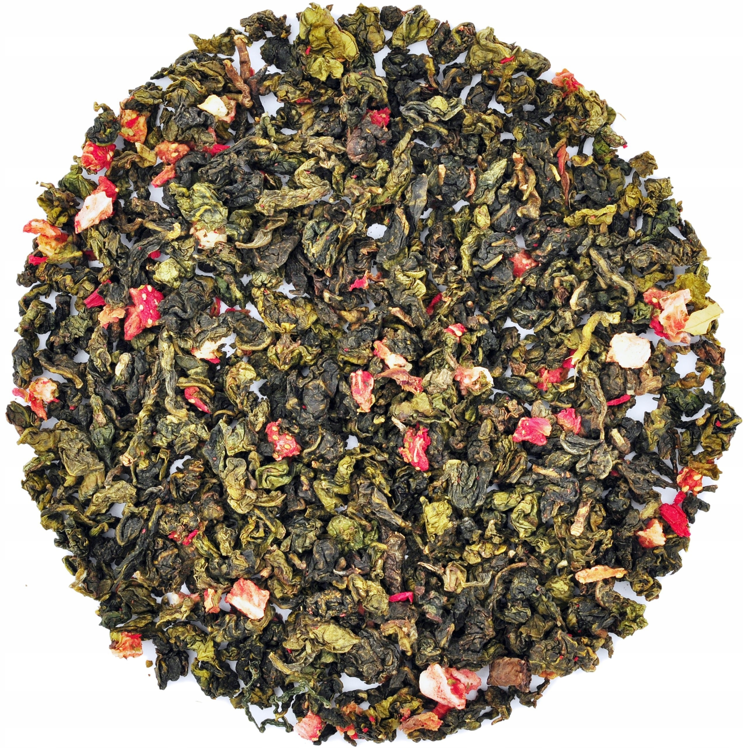 TRUSKAWKOWA OOLONG Herbata 50g PYSZNA