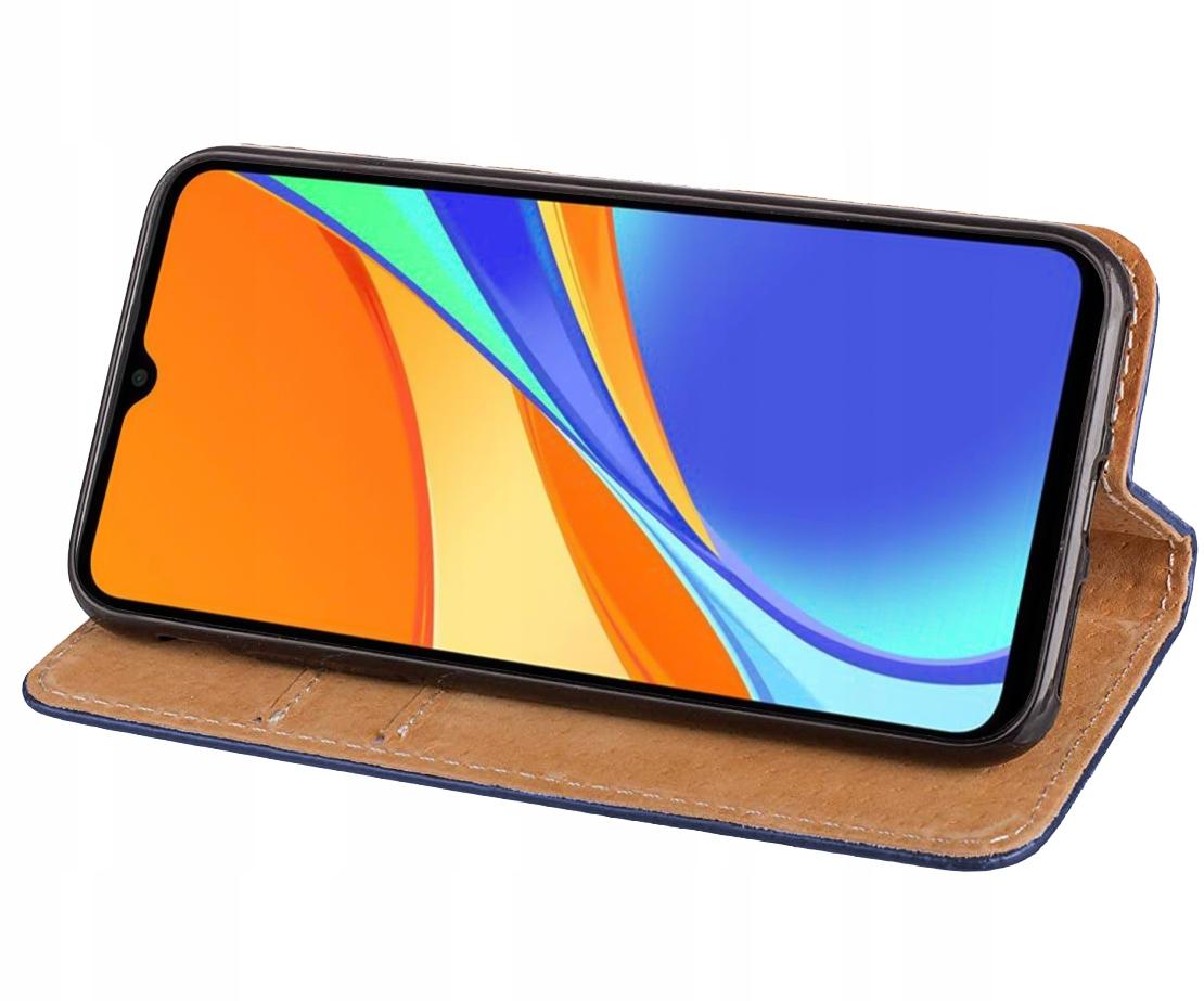 Etui do Xiaomi Redmi 9C Skórzane Portfel + Szkło Kod producenta M24
