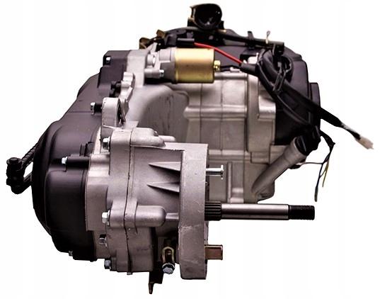 Двигатель к skutera moretti 50cm 4t barton romet, фото 5