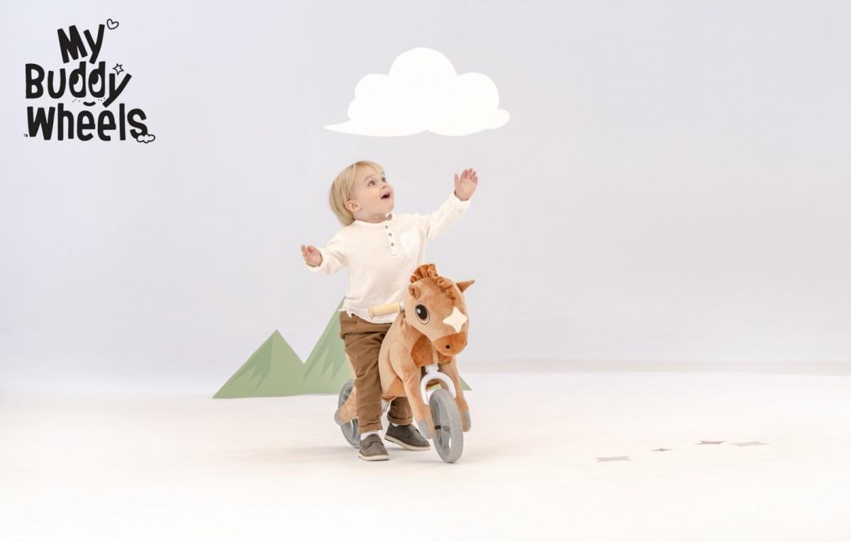 MY BUDDY WHEELS Balance bike Horse