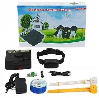 Elektryczny pastuch System dla Psów Ogrodzenie227B
