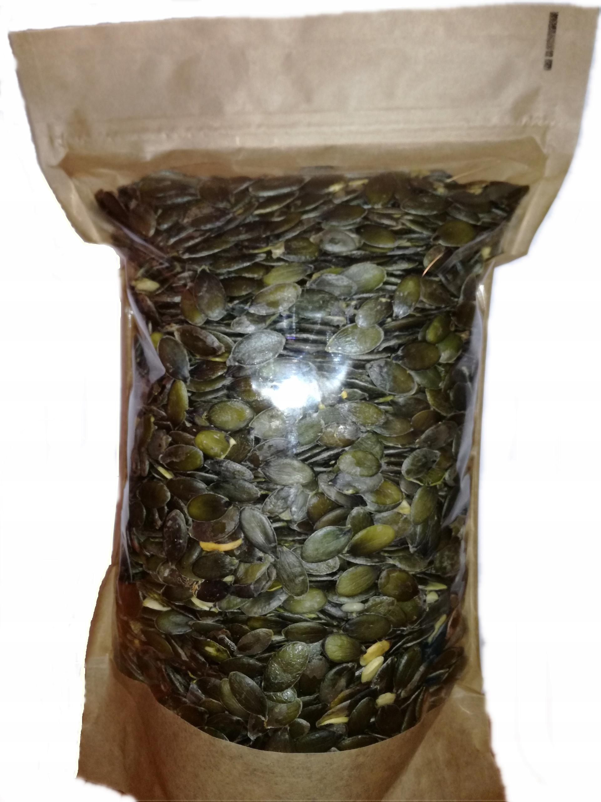 Польские тыквенные семечки без лузги 1 кг свежие
