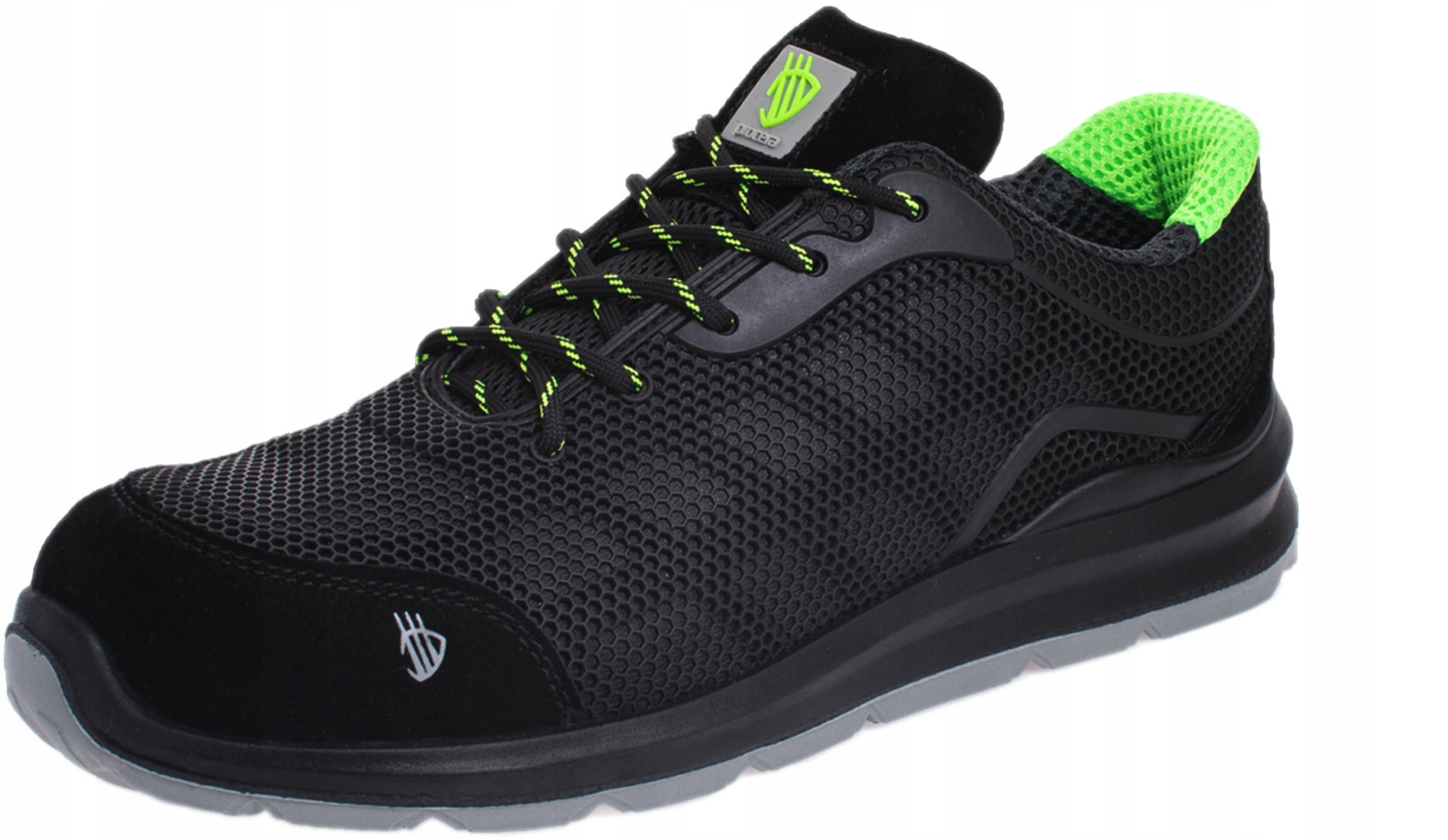 Защитная рабочая обувь NETO OHS Полуботинки спортивные