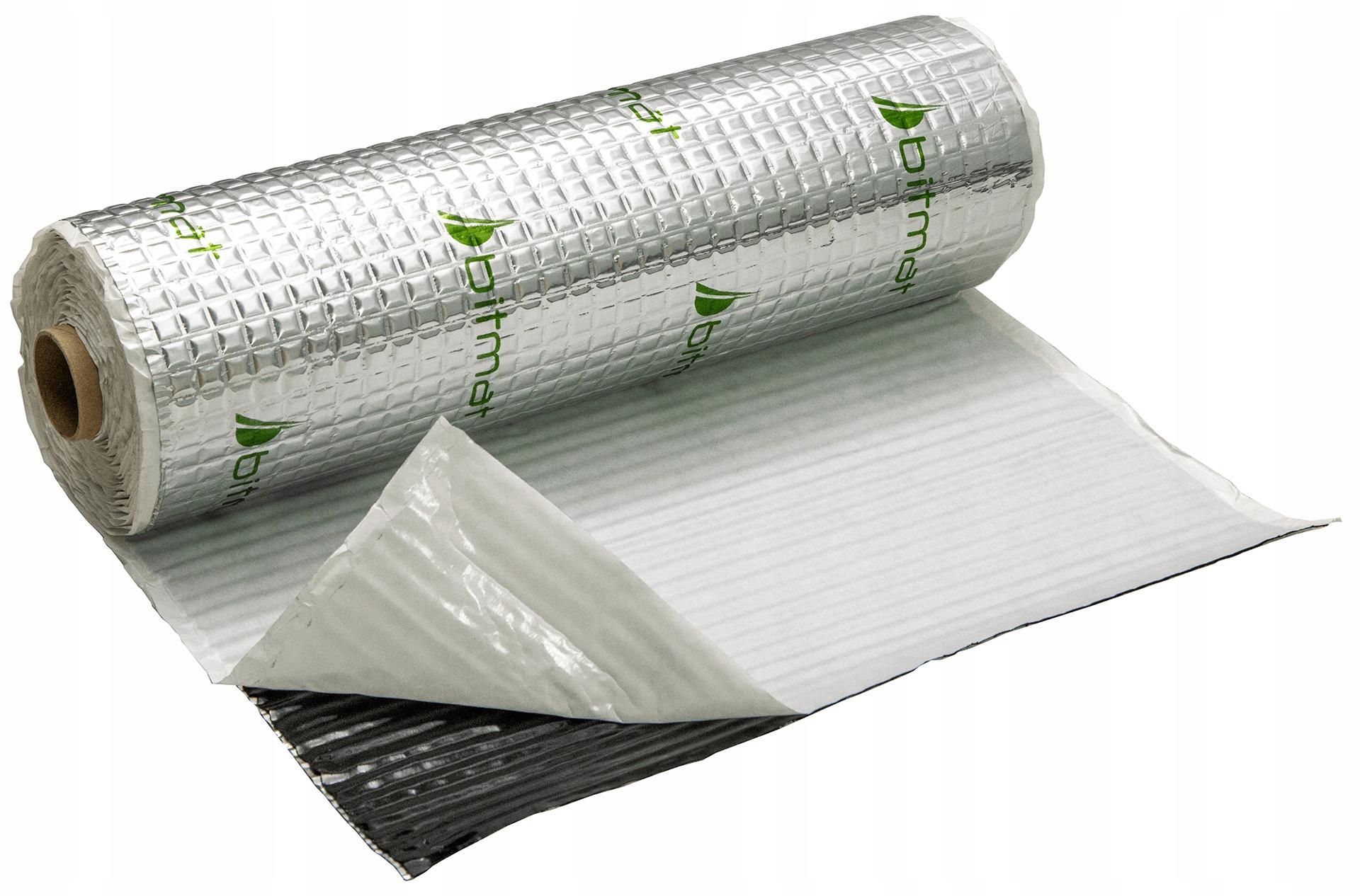 коврик wygŁuszajĄca butylowa antywibracyjna рулон