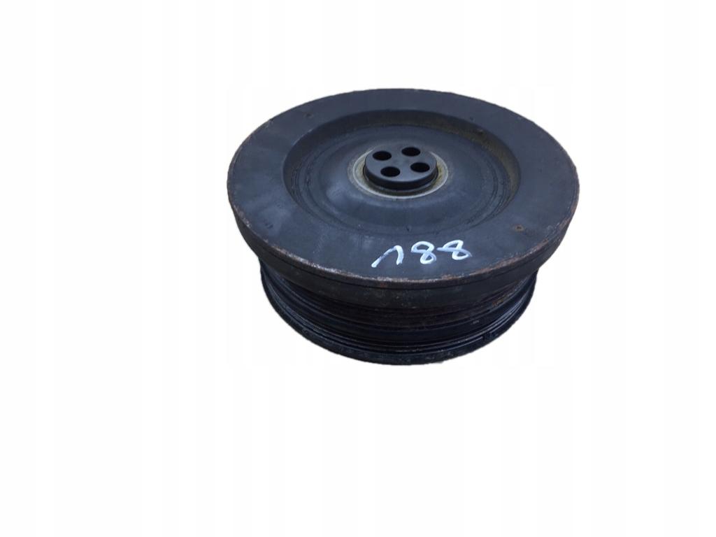 глушитель вибрации круг шкив bmw 30d e53 lift e46