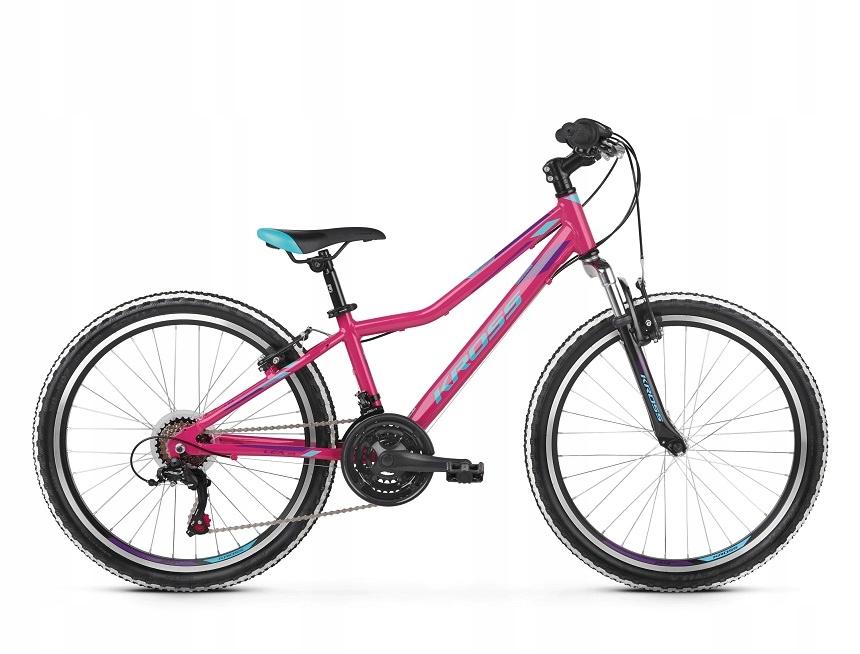 Detský Bicykel Kross Lea Junior Female 1.0 24 ruže