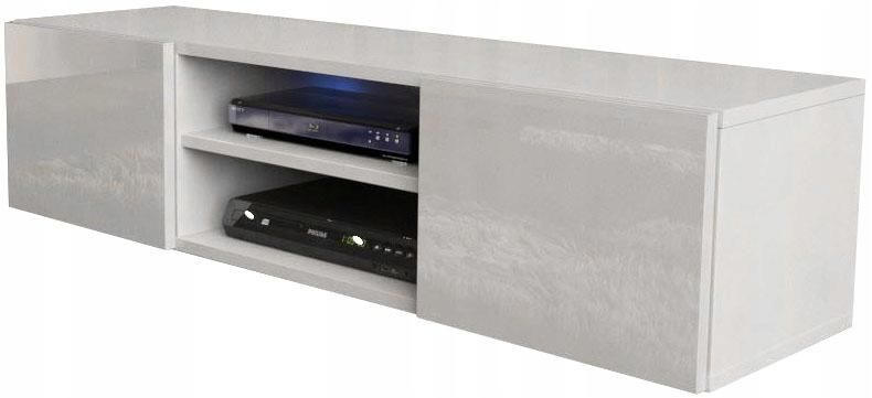 Полка Комод Тумба под телевизор, 120 см глянец