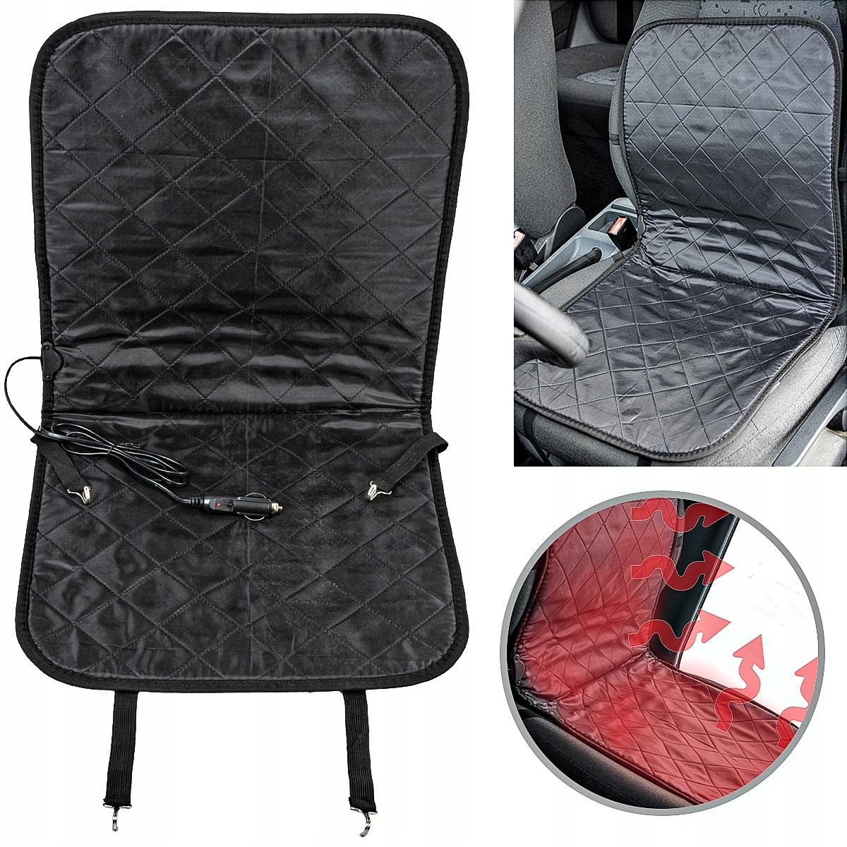 коврик нагрева с подогревом кресла сиденье 12v