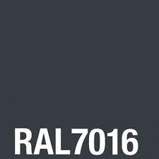 Грунтовка антикоррозийная 2K RAL 7016 GLOSS 5 кг