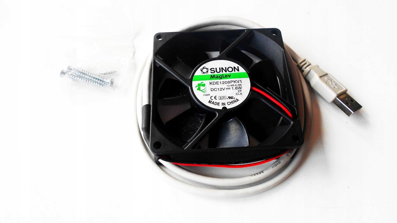 вентилятор к компьютера w стол bmw kde1208pkv1