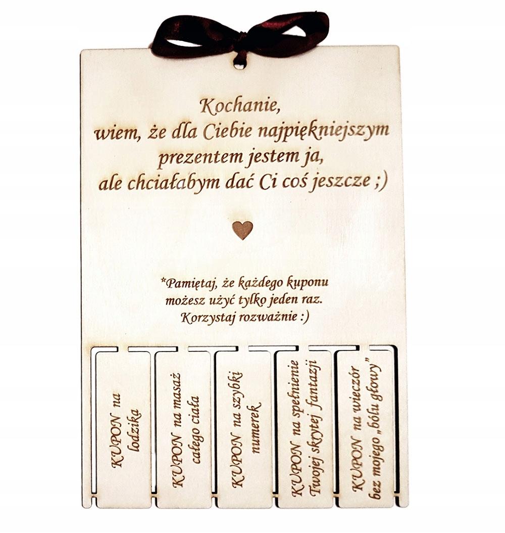 Prezent Na Urodziny Rocznice Dla Meza Chlopaka 9835987591 Allegro Pl