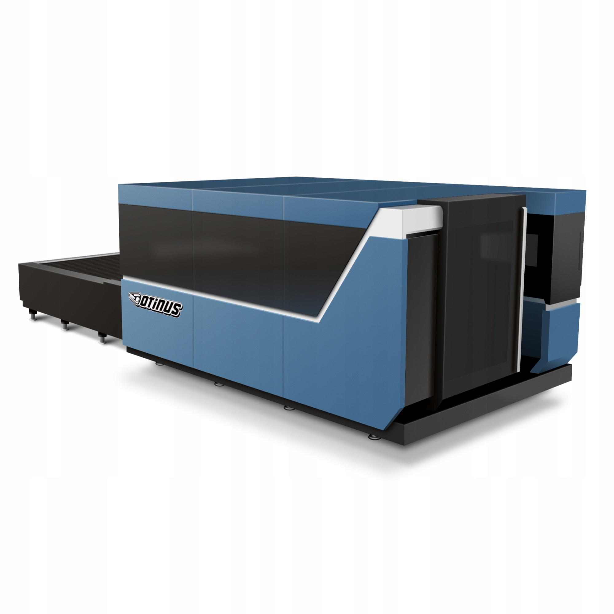 Волоконный лазер с ЧПУ Otinus 6 кВт станок для лазерной резки