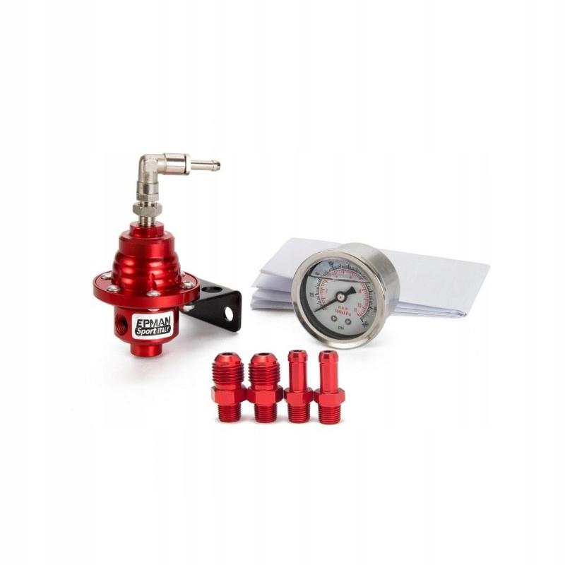 регулятор давления топлива epman универсальный red