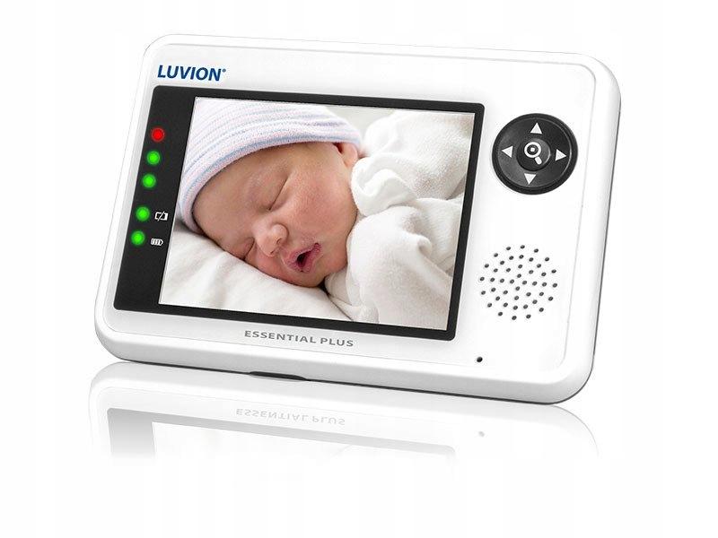 """Бебешки монитор LUVION Essential Plus 3,5 """"Luvion марка"""