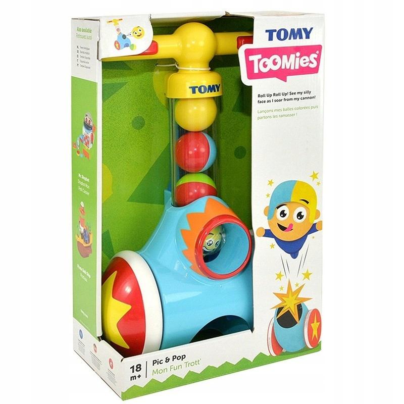 TOMY TOOMIES BALL RIDER E71161