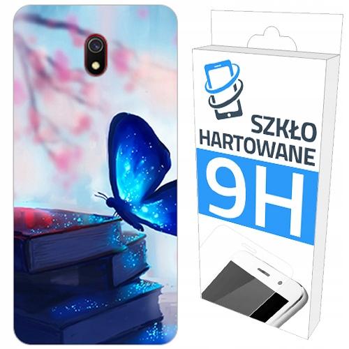 200 wzorów Etui+szkło Hartowane Do Xiaomi Redmi 8A