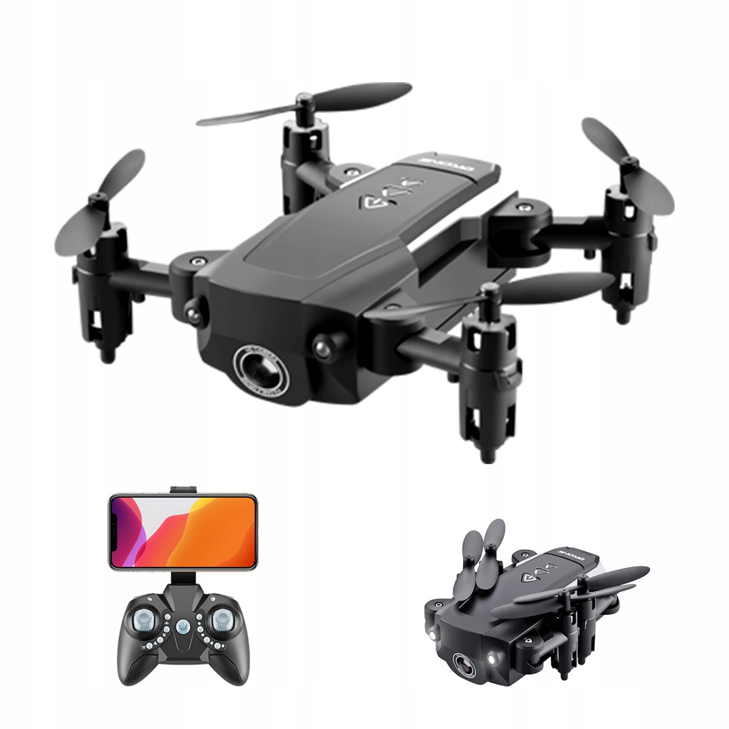 Item The WLRC KK8 DRONE drone with a 720P CAMERA with 1 battery