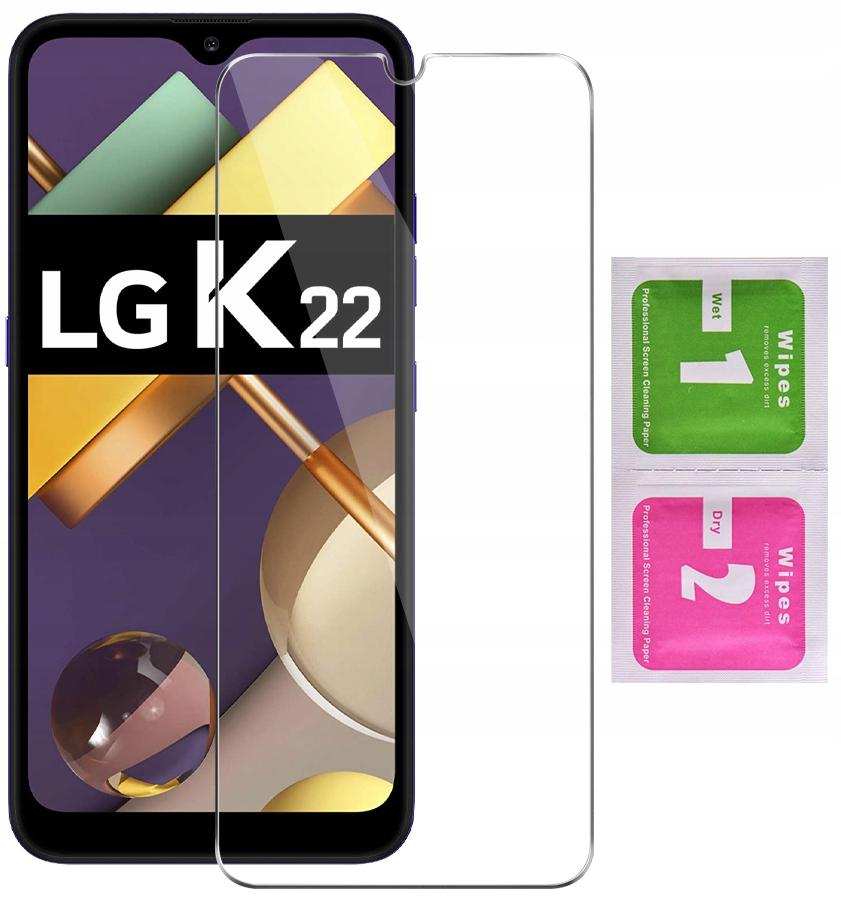 Szkło Hartowane 9H Szybka do LG K22