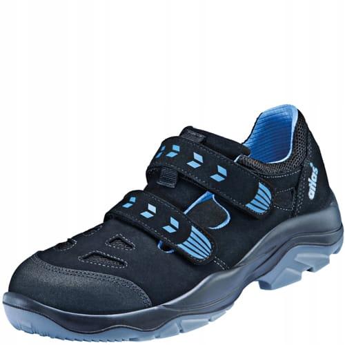 Купить Защитные сандалии Atlas TX360 S1 ESD 43 на Otpravka - цены и фото - доставка из Польши и стран Европы в Украину.