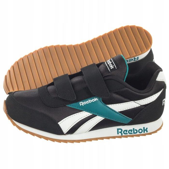 Buty dla Dzieci Reebok Royal CL 2V EF3717 Czarne