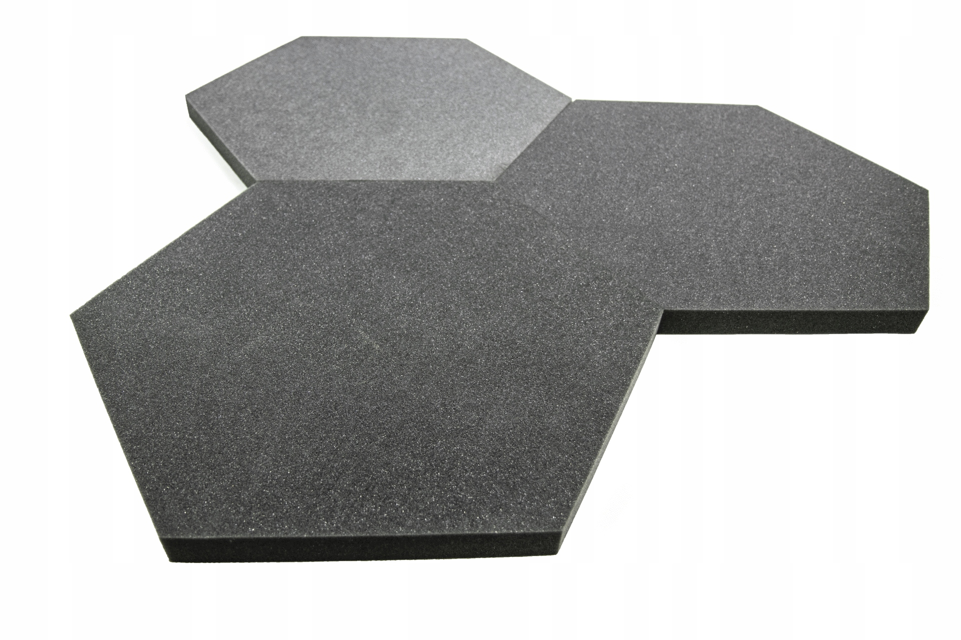 Item Foam ACOUSTIC Panel, acoustic HEXAGON 5cm