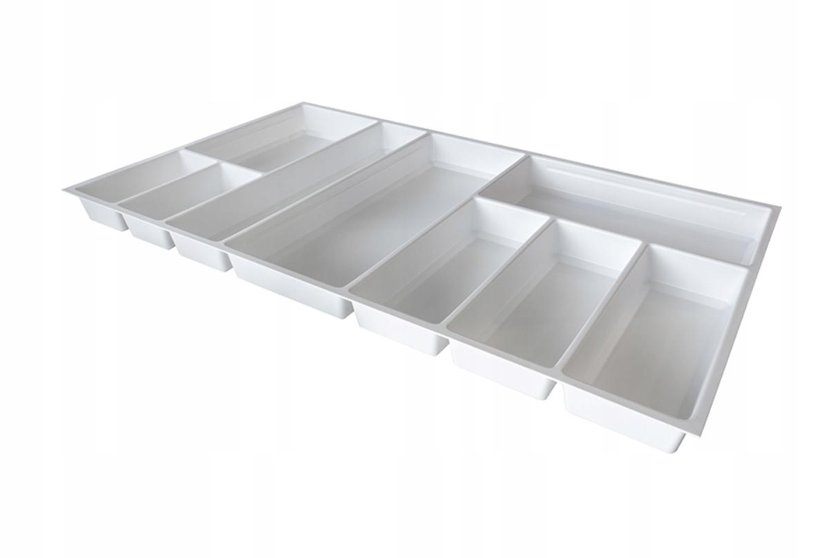 Move wkład sztućce biały do szuflady 80 blum inne